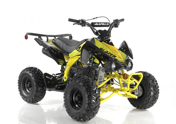 Apollo Blazer 7 Yellow RF