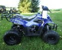 Coolster 3050 C 110cc Spider Blue Right