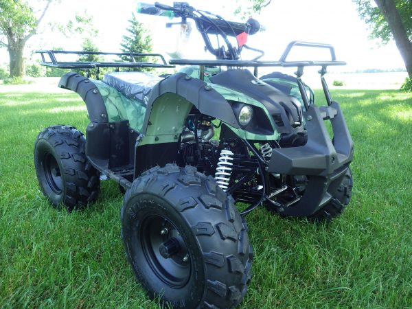 Coolster 3125 XR8 U Main Army Green RF