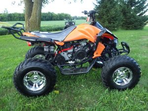 Coolster 3150 CXC Orange Right