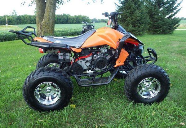 Coolster 3150 CXC Orange Right