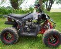 Pentora 125 EFI Black Right scaled