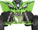Pentora 125 EFI Green front