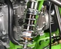 Pentora 125 EFI front shock