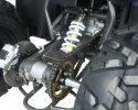 Pentora 150 UT Rear axle 2