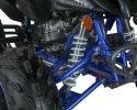 Pentora Sport 200 EFI Front suspension