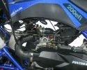 Pentora Sport 200 EFI engine 2