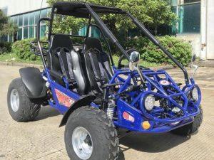 TrailMaster 200E XRS EFI Blue RF