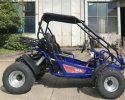 TrailMaster 200E XRS EFI Blue Right