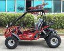 TrailMaster 200E XRS EFI Red Left