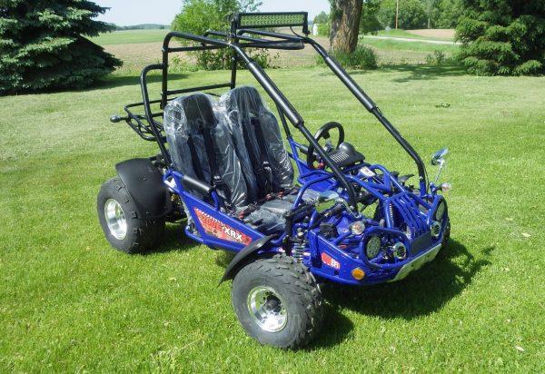 TrailMaster 200E XRX EFI Blue RF