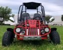 TrailMaster 300 XRS 4 EFI Red Front