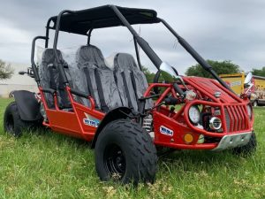 TrailMaster 300 XRS 4 EFI Red RF