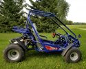 TrailMaster 300 XRS EFI Blue Right 2