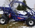 TrailMaster 300 XRX EFI Blue Right close