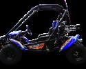 TrailMaster Blazer 200 Blue Left
