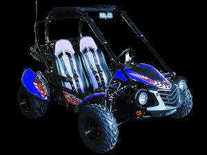 TrailMaster Blazer 200 Blue RF