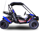 TrailMaster Blazer 200 Blue Right