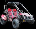 TrailMaster Blazer 200 Main Red RF