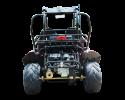 TrailMaster Blazer 200 Rear