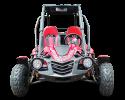 TrailMaster Blazer 200 Red Front