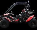 TrailMaster Blazer 200 Red Left