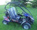 TrailMaster Blazer 200R Blue Right