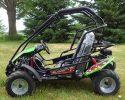 TrailMaster Blazer 200R Green Left