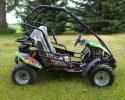 TrailMaster Blazer 200R Green Right