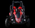 TrailMaster Blazer 200R Red Front