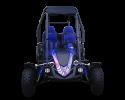 TrailMaster Blazer 4 200 Blue Front