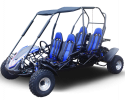 TrailMaster Blazer 4 200 Blue LF