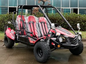 TrailMaster Blazer 4 200 EX EFI Main Red RF
