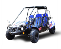 TrailMaster Blazer 4 200 X Blue LF