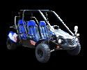 TrailMaster Blazer 4 200 X Blue RF