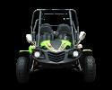 TrailMaster Blazer 4 200 X Green Front