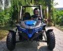 TrailMaster Cheetah 200 Blue Front