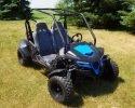 TrailMaster Cheetah 200 Blue RF high