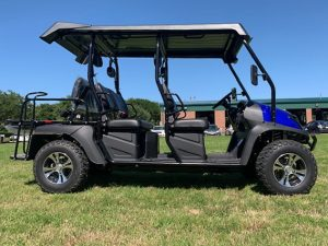 TrailMaster Taurus 4 450 EFI 4x4 Main Blue Right