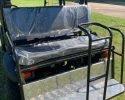 TrailMaster Taurus 4 450 EFI 4x4 Rear seat