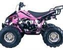 Vitacci Jet 9 DLX Pink Left