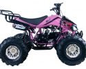 Vitacci Jet 9 DLX Pink Right