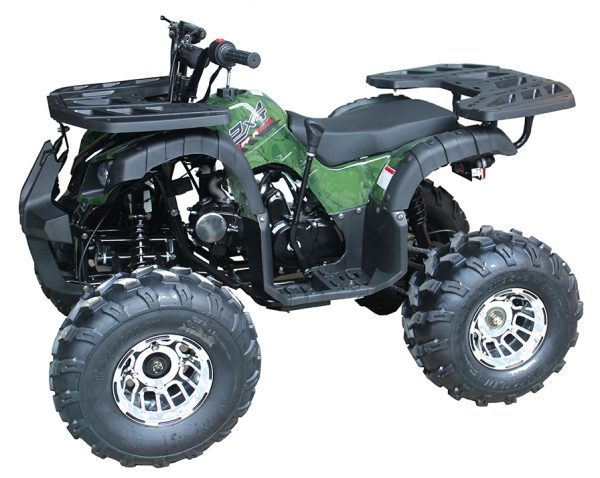 Vitacci Rider 10 DLX Main Camo Green Left
