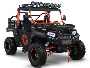 BMS Beast 1000 2S 4x4 Orange RF