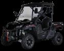 BMS Ranch Pony 700 2S EFI 4x4 Black LF