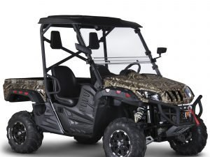 BMS Ranch Pony 700 2S EFI 4x4 Camo RF