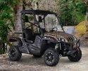 BMS Ranch Pony 700 2S EFI 4x4 Camo RF woods