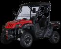 BMS Ranch Pony 700 2S EFI 4x4 Red LF