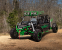 BMS V Twin 800 Platinum 4S Green Woods