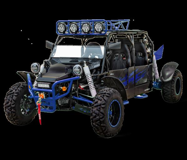 BMS V Twin 800 Platinum 4S Main Blue